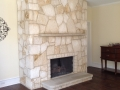 Masonry indoor Fireplace