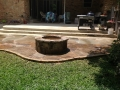 Fire-Pit Patio