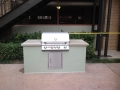 Stucco Outdoor Kitchen